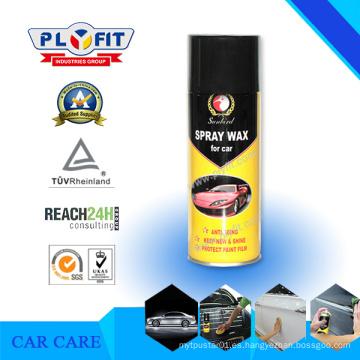 Cuidado del coche aerosol de mano en aerosol aerosol