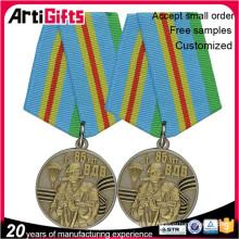 Medalla de uniforme militar de venta directa de fábrica