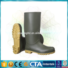 wholesale water boots in Green pvc
