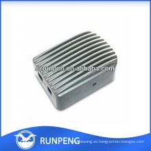 Disipador de fundición a presión de aluminio