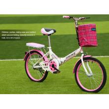 2016 Fábrica de Alta Qualidade Dobrável Bicicleta / Adulto Dobrável Bicicleta / Fácil e Rápida Bicicleta Dobrável