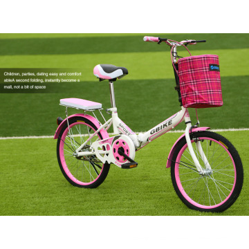 2016 Factory High Quality Foldable Bike / Adult Foldable Bike / Easy and Quick Foldable Bike
