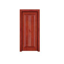 Puerta de madera sólida puerta interior de madera de la puerta del dormitorio (RW019)