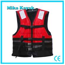 Cheap Foam Kayak Wholesale Safety Vest Swimming Life Jacket Price