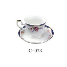 2 tazas de café de cerámica para PC