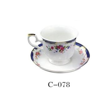 2 PC Ceramic Coffee Cup