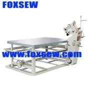 Máquina de costura de emenda borda colchão