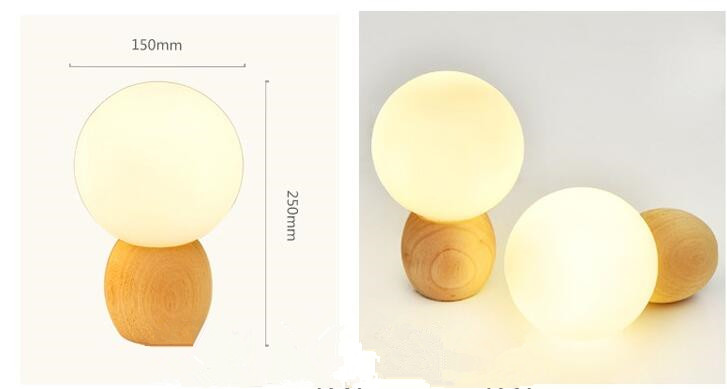 Table LED Night Lamp