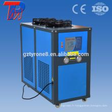 Machine de refroidissement thermoformage sous vide de couleur bleue