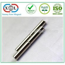 good price neodymium permanent round Column cylinder magnet