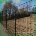 Горячий продавать полезный срок службы пвх с покрытием безопасности садовый забор с завода Anping