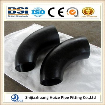 90 Degree Carbon Steel Weldable Elbows