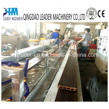 Double Layers PVC WPC Profile Extrusion Machine