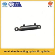 Quality assured piston type small double acting hydraulic cylinder for sale