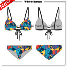 OEM 2016 High Quality Sexy Hot Selling Colorful Costom Bikini