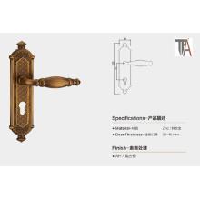 European Design for Zinc Decoration Door Handle