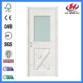 Jhk-G14 1/2 Lite 1 Panel Arctic Glass Smart Glass Door