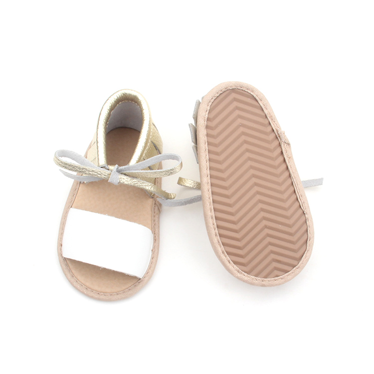 baby soft leather sandals