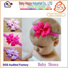 Muito estilo moda linda cabeça de nó de bebê
