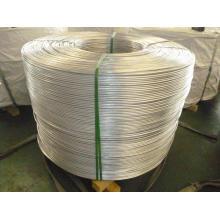 Alambre de aluminio Aleación de vástago 5056 Diámetro recocido 6.5mm