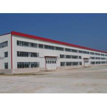 Taller de prefabricados de acero para África