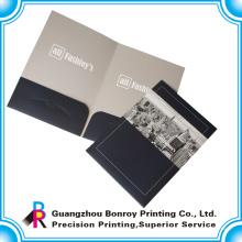 pasta de arquivo de papel de alta resolução de cor de boa qualidade