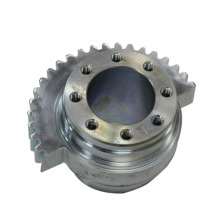 Precision Machining Carbon Steel Sector Gear