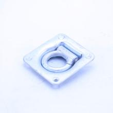 schwarzer D-Ring für LKW und Anhänger 026504