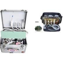 Unité dentaire portable / Unité dentaire agréée CE / Unité dentaire portative