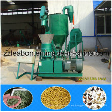 Máquina de alimentación de pellets de ganado de pato de uso doméstico