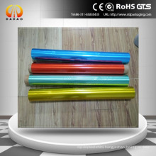 PET Brushed Metalized film