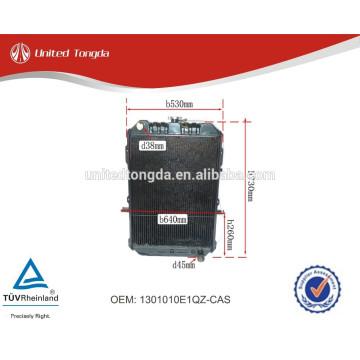 JAC truck HFC1068 engine radiator 1301010E1QZ-CAS