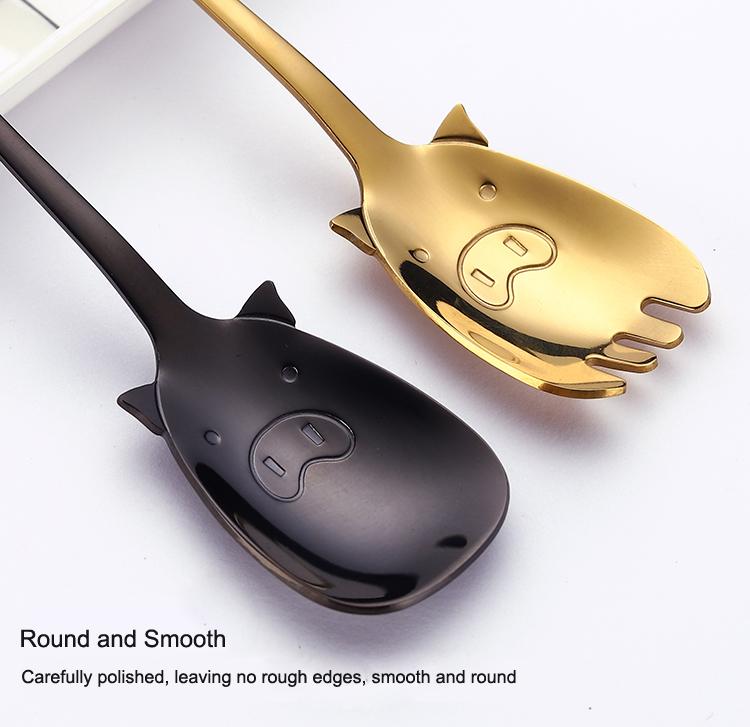 Stainless Steel Coffee Spoon