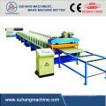 Ce & ISO Standard 840mm R Panel Roof Panel Profil que hace la máquina