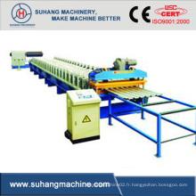Profil de panneau de toit de panneau de la norme 840mm R de Ce et d'OIN faisant la machine