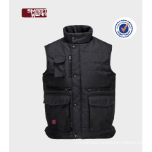 Made in China Clothes Winter Uniforms Construction work puffer vest