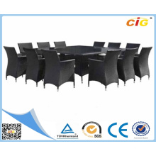 Good Quality Polular 13PCS Dining Kd Set Sale Outdoor Furniture