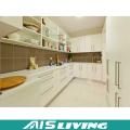 Einfaches Design L-Form Durable Küchenschrank Möbel (AIS-K248)