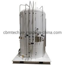 Vacuum Insulated Cryogenic Liquid Storage Micro Bulk Tanks