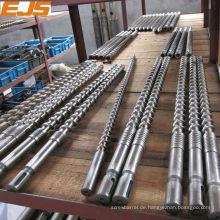 Extruder Schraube Konturenverläufe Zhoushan zhejiang