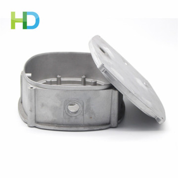 Le traitement de surface de polissage a mené le moulage mécanique sous pression en aluminium de rue