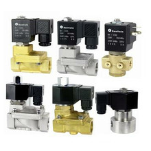 Piloted Water Solenoid Valve (SLP SERIES)