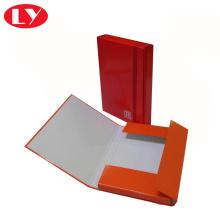 Thick Paper Board File Storage Box