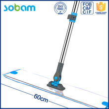 Aluminum Telescopic 360 Floor Cleaning Flat Mop