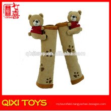 China factory wholesale big baby blanket teddy bear baby blanket