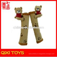China fábrica atacado grande bebê cobertor urso de pelúcia bebê cobertor