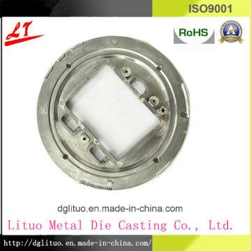 2016 Горячие продажи оборудования алюминиевого сплава Die Casting Бытовая польза Обложка частей