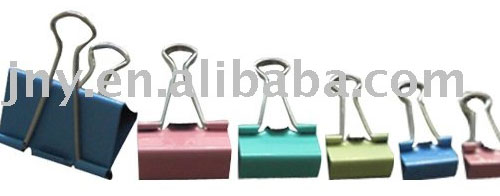 Hot Selling Color Binder clip