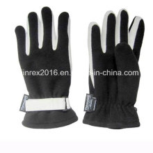 Fleece, Winter Warm 3m Thinsulate Fashion Polar Fleece Outdoor Glove-Jg13m047