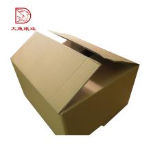 Fabrication professionnelle logo personnalisé boîte ondulée pour la tomate